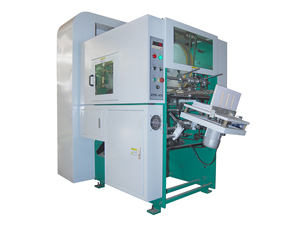 Full Automatic APM-450 Book Paper Hole Punching Machine For Bookbinding