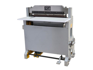 Electric Paper Punch Machine