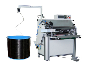 Metal Coil Forming & Binding Machine