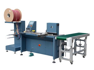 Double Wire Binding Machine